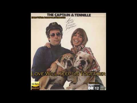 Captain & Tennille - Love Will Keep Us Together [24bit HiRes Audiophile Remaster], HQ