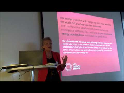 Transformation through Neo-Carbon Energy and the Third Industrial Revolution by Sirkka Heinonen