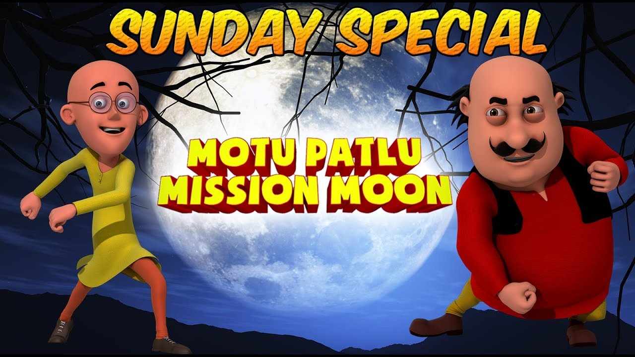 Download Motu Patlu | Motu Patlu in Hindi | 2019 | Movie | Mission Moon