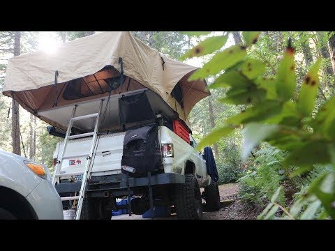 3 Day Camping Trip At Detroit Lake, Oregon August 19, 2018