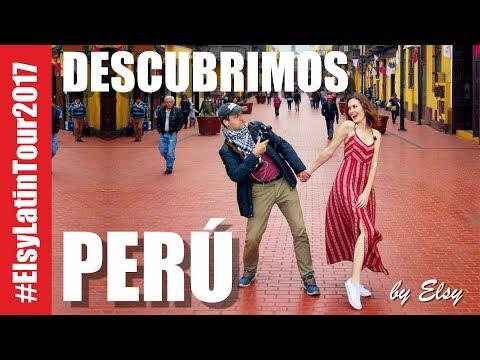 Descubrimos Perú! Nuestro primer día en Lima