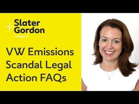 VW Emissions Scandal Legal Action FAQs