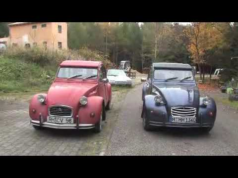 citro n 2cv 60 jahre ente youtube. Black Bedroom Furniture Sets. Home Design Ideas