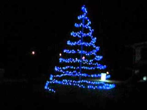 Albero Di Natale 3d.Albero Di Natale 3d Youtube