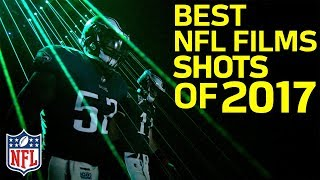 The Best Highlights of the 2017 Season Through the Eyes of NFL Films  NFL Highlights