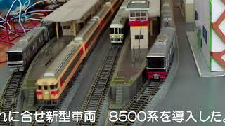 鉄道コレクション No_40 名鉄北アルプス号 キハ8000系・キハ8500系