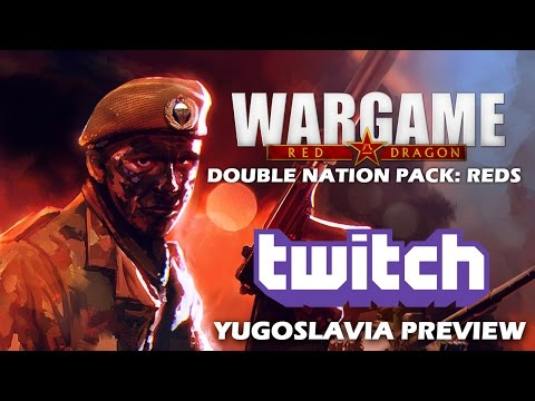 Wargame: Red Dragon Double Nation Pack: REDS - Yugoslavia
