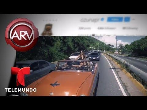 Don Omar responde a comentarios de Ozuna | Al Rojo Vivo | Telemundo