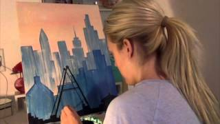 Ferris Wheel Paint Nite Minneapolis