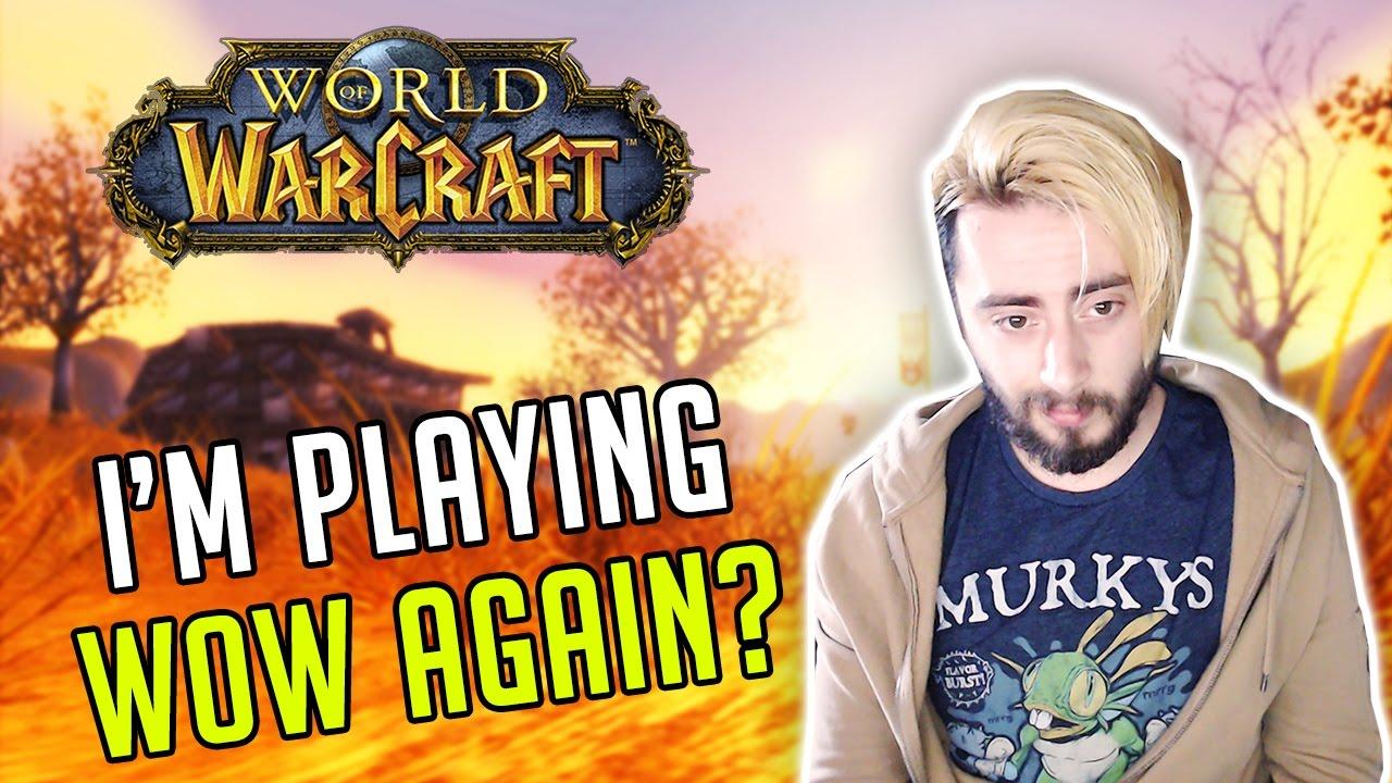 I Resubscribed to World of Warcraft... - I Resubscribed to World of Warcraft...