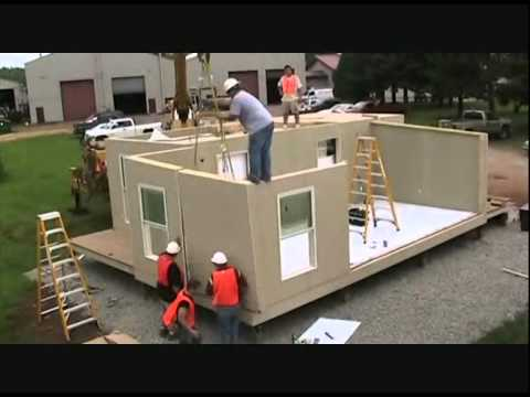 House Cubed Rapidly Deployable Housing Youtube