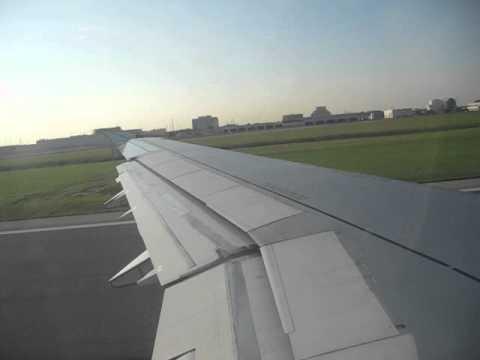 Air Canada Flight Departure, Toronto To Orlando