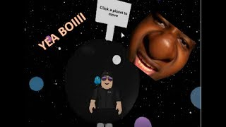 YEA BOIIIII AND SPACE UNICORNS??? || Roblox