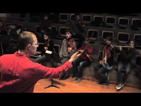 Orchestre de Paris - Le Color des lycéens, première écoute