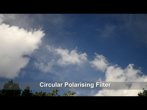 Unboxing & Video Tests: Hoya 58mm (UV + Circular Polarising + ND8 filters) & Pouch