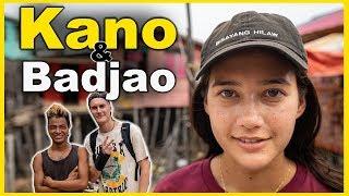 AMERICANS First Visit To BADJAO COMMUNITY! // Badjao Budots