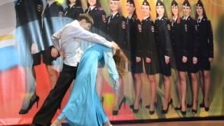 В Тамбове выбрали «Мисс УМВД — 2015»