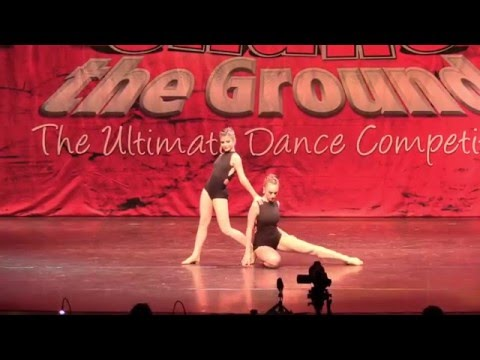 Robin Dawn Academy Teen Jazz Duet - CRAVE  Emma Padgett and Ellie Watson Shake the Ground