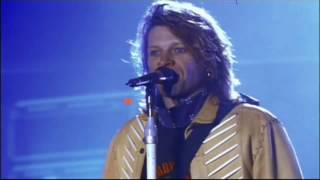 Bon Jovi - Wanted Dead Or Alive (Live Wembley)