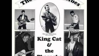 king cat & the pharaohs   rockin ' the blues