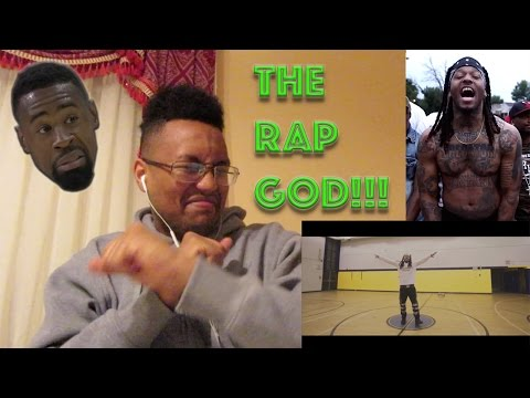 Montana Of 300 - White Iverson / Milly Rock (Remix) Reaction