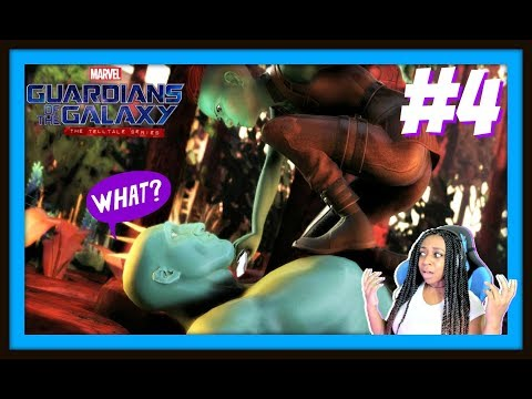 I AM CONFUSION!! | Guardians Of The Galaxy Telltale Episode 4 Gameplay!!!