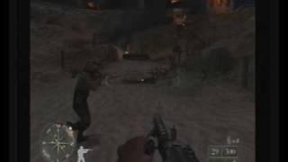 CoD 2: Big Red One Walkthrough Part 13: Level 6- Operation Husky part 1
