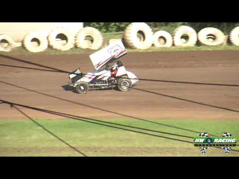 6 11 16 Cottage Grove Speedway Limited 360 Sprints Qualifying