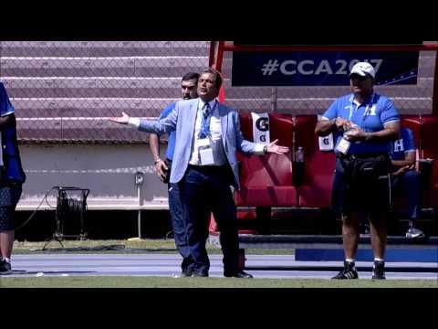 CCA 2017: Belize vs Honduras Highlights