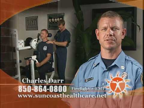 Suncoast Healthcare Chiropractic Fort Walton Beach Florida Neck Pain Back Pain