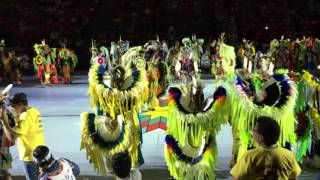 spike draper exhibition 2016 gathering of nations powwow
