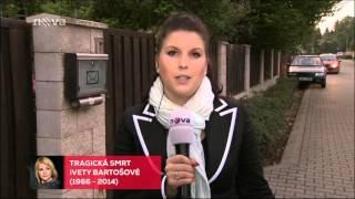 Iveta Bartošová sebevražda 29.4. 2014