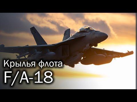 F/A-18 Hornet - шершень для авианосца
