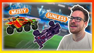 Can Sunless carry me vs GRAND CHAMPS?? | 3's Until I Lose Ep. 6 | Rocket League