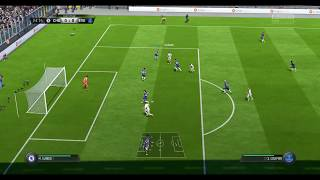 FIFA18: Кубок Англии (25.10.17) Челси – Эвертон