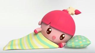 Малышарики - Умные песенки - День и ночь - мультфильм для самых маленьких