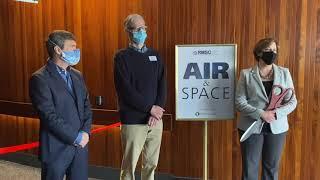 Air & Space Exhibit Video