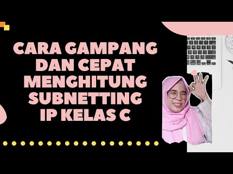 Tutorial Subnetting Indonesia IP Address Kelas C /25.