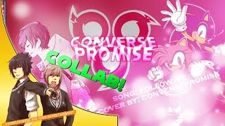 [COVER] Follow Me -  Sonic Heroes | Theme of Team Rose by Conversepromise