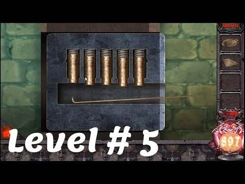 Room Escape 50 Rooms 8 Level # 5 Android/iOS Gameplay/Walkthrough