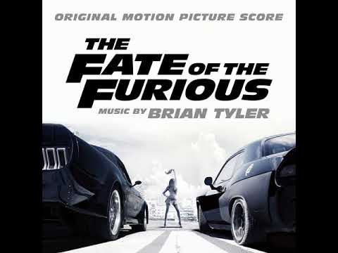 Fast & Furious 8 - Fate of the Furious - (Original Motion Picture Score)