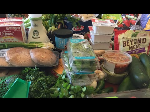 REALISTIC Vegan Family Grocery Haul | Brown Vegan