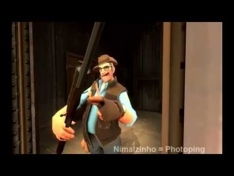 Tf2 Sniper Long Laugh Youtube