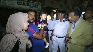 بالفيديو .. مواطن يتحدث مع مدير أمن الاسماعيلية عن حوادث القتل الاخيرة .. ماذا قال