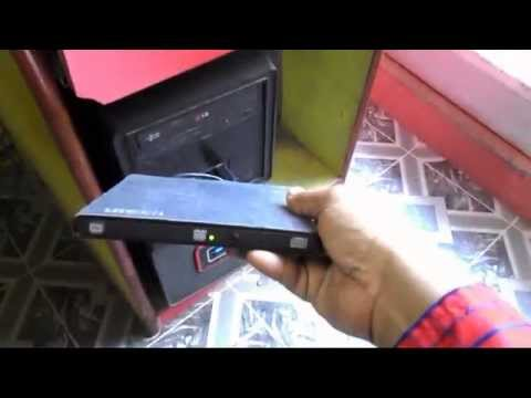 External DVD/CD Writer for PC, Laptop and TV, Unboxing and Uses
