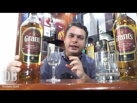 Grant´s Blended Scotch Whisky - Destilados Brasil - Review #5