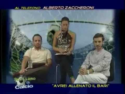 Intervista di Alvisa Cagnazzo ad Alberto Zaccheroni - Parte 3