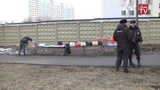 видео Палатки-призраки: как в Москве борются с незаконной торговлей  МИР 24  Новости России