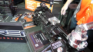 Bremer Shifters - Convert Your Manual Transmission to Sequential - SEMA  Show [4K]