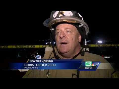 Child, 2 adults rescued from Citrus Heights apartment fire